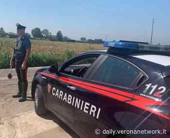 Auto contro moto a Mozzecane, un ferito - Daily Verona Network - Daily Verona Network