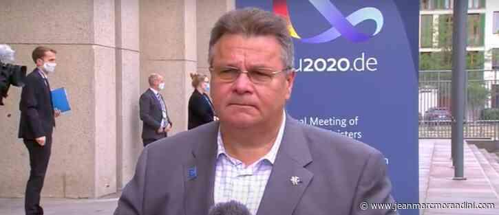 Coronavirus: Le ministre lituanien des Affaires étrangères en quarantaine après avoir rencontré, lors de la récente visite d'Emmanuel Macron, un représentant de l'ambassade de France testé depuis positif au