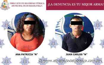 Caen presuntos secuestradores en Huimanguillo - El Heraldo de Tabasco