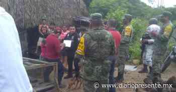 Entregan apoyos a damnificados de Huimanguillo - Diario Presente