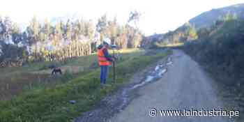 Rehabilitarán vía en Santiago de Chuco de más de 23 kilómetros - La Industria.pe