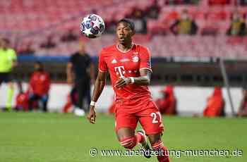 Transfer-News zum FC Bayern: David Alaba äußert sich zu seiner Zukunft - Abendzeitung