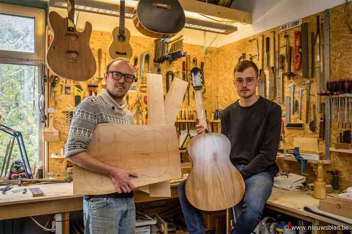 """Je solo's oefenen kan voortaan ook met hout van de Antwerpse Leien: """"De liefhebbers azen erop"""""""