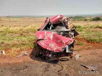 Homem morre em acidente na PR-170, em Porecatu - CGN