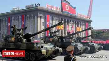 What we can expect to see at North Korea's 'biggest military parade'
