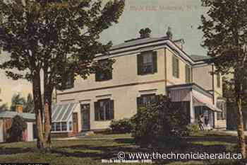 Stellarton unveiling plaqueboard to remember Birch Hill House - TheChronicleHerald.ca