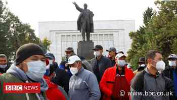 Kyrgyzstan election: Fresh clashes as state of emergency comes into force