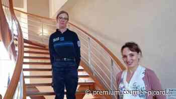 Une nouvelle policière municipale à Bresles - Courrier picard
