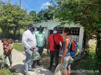 Llevaron jornada integral a El Bambú de Mamporal - Últimas Noticias