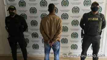 Presunto violador de niños fue capturado en zona urbana de Fredonia, Antioquia - Minuto30.com