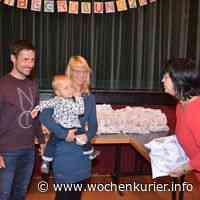 Herzliche Begrüßung der jüngsten Bewohner in Spremberg - WochenKurier