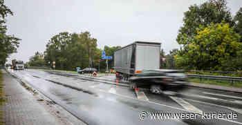 Ein Kreisverkehr für den Knotenpunkt - WESER-KURIER