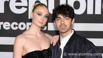 Sophie Turner Shows Off Post-Baby Body During Walk With Joe Jonas and Daughter Willa - Entertainment Tonight