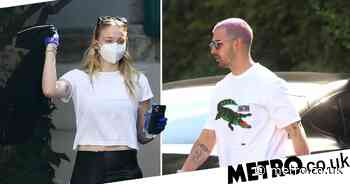 Sophie Turner and Joe Jonas are coolest parents as they serve looks - Metro.co.uk