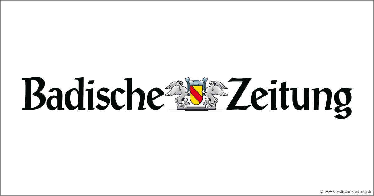 Auszeichnung mit Abstand - Teningen - Badische Zeitung