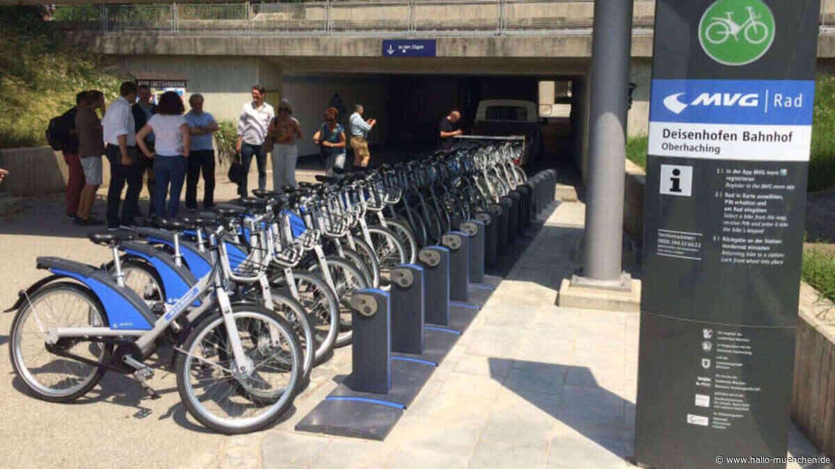 Ottobrunn hat bald für drei Monate eine mobile Mietrad-Station - hallo-muenchen.de