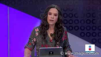 Noticias con Yuriria Sierra | Programa completo 08/10/2020 Imagen Televisión - Imagen Televisión