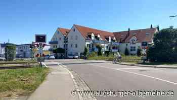Bahnübergang an der Ulmer Straße in Krumbach ist bald gesperrt - Augsburger Allgemeine