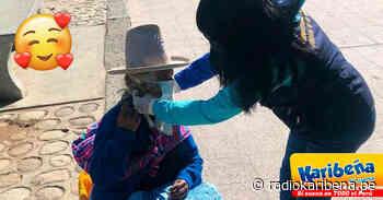 Fiscalía realizó campaña de sensibilización para abuelitos en Carhuaz - RADIO KARIBEÑA