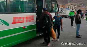 Carhuaz: fiscalía constata que adultos mayores no usan mascarillas o las tienen desgastadas - El Comercio Perú