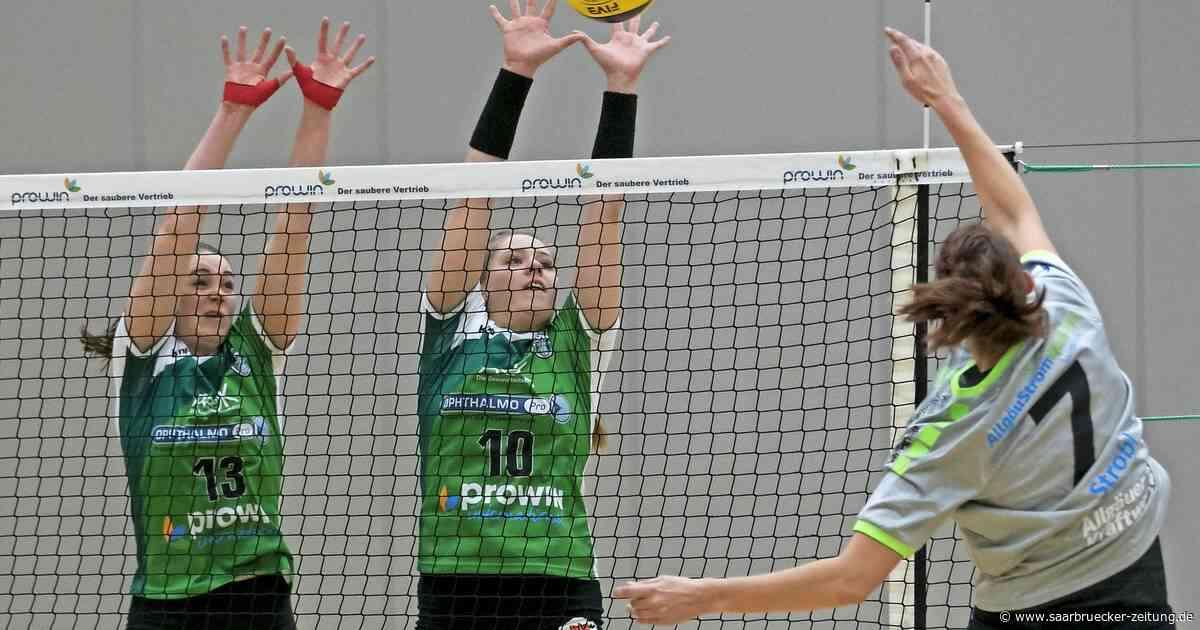 Volleyball: SSC Freisen empfängt VSG Saarlouis - Saarbrücker Zeitung