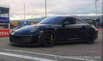 Un Porsche marca nuevo récord de auto de calle en Tocancipá - Colombia Motor Fans