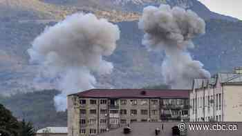 Armenia, Azerbaijan agree to ceasefire in Nagorno-Karbakh conflict