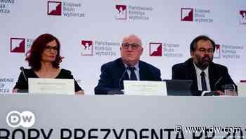 Andrzej Duda gewinnt Präsidentenwahl in Polen | DW | 13.07.2020 - Deutsche Welle