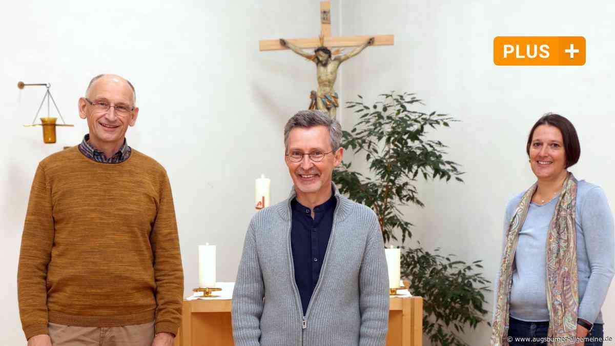 Michael Pindl will Patienten des Therapiezentrums Burgau beistehen - Augsburger Allgemeine