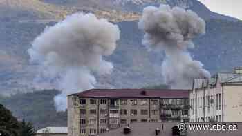 Armenia, Azerbaijan agree to ceasefire in Nagorno-Karabakh conflict