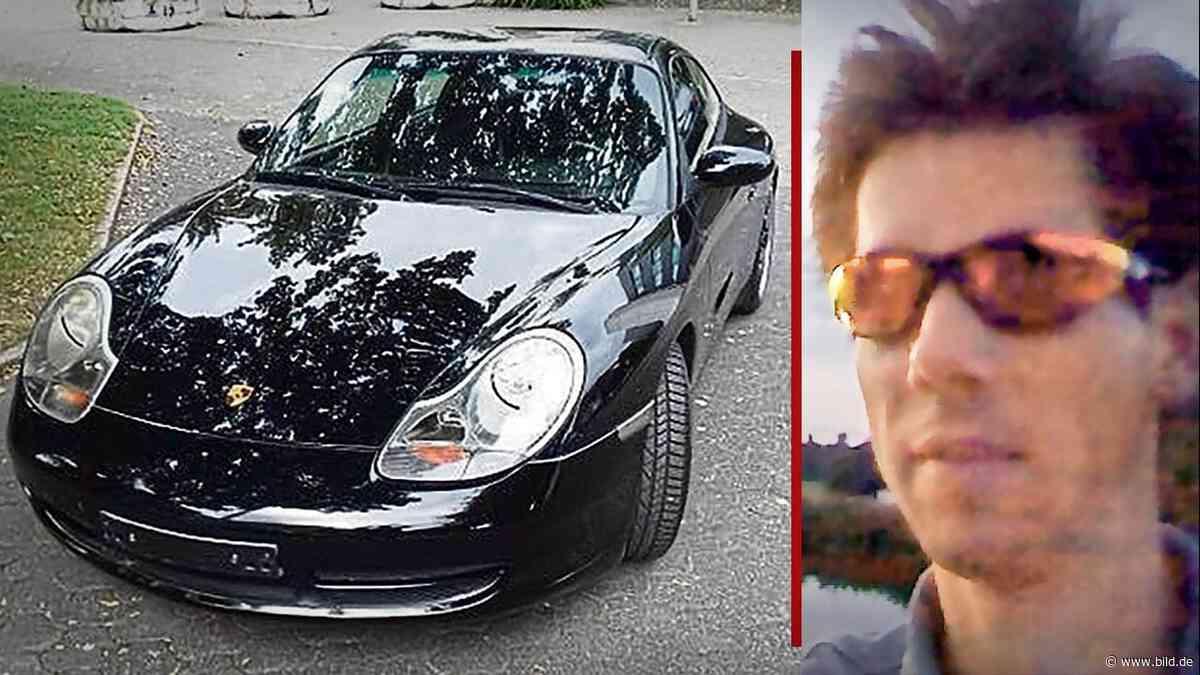 Versteigerung: Stadt Bad Sassendorf versteigert Porsche 911 eines Kinderfängers - BILD