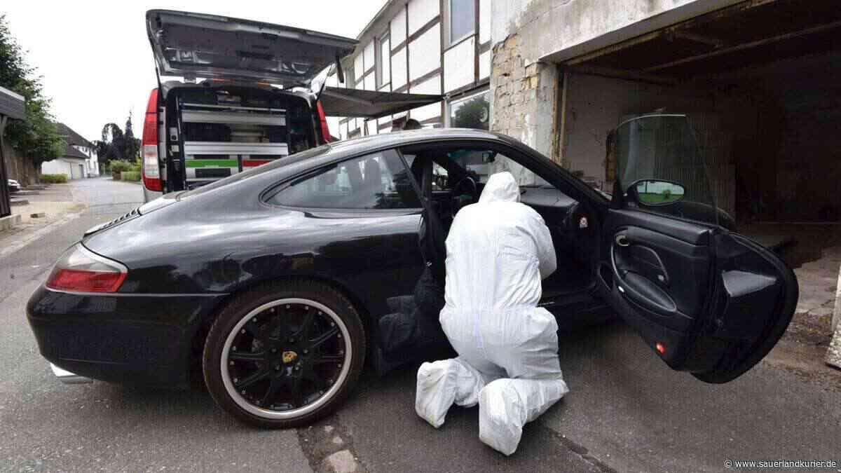 Bad Sassendorf (NRW) versteigert Porsche von Kindesentführer aus Hamm - SauerlandKurier
