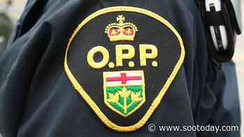 Thessalon man charged with impaired driving after vehicle hits building - SooToday
