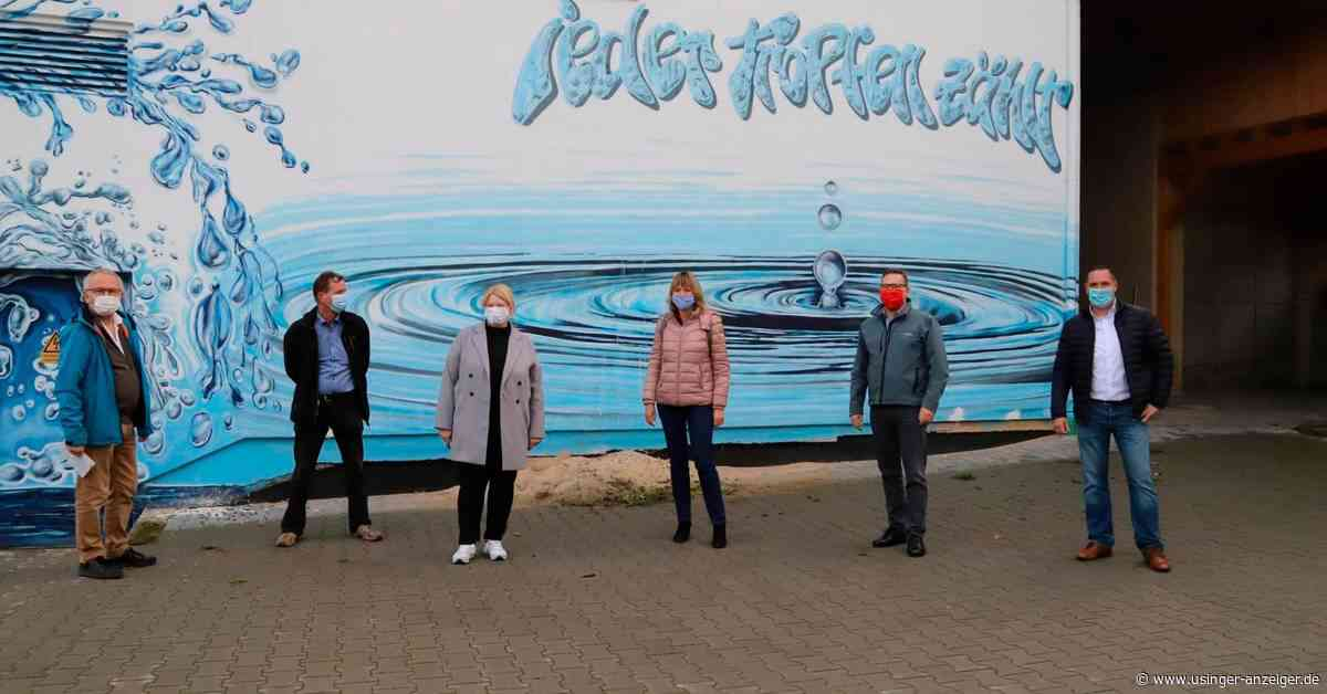 Wasserbeschaffungsverband Usingen zieht besorgniserregende Dürre-Bilanz - Usinger Anzeiger