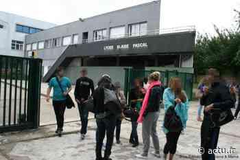 Brie-Comte-Robert. Ils se battent contre la fermeture d'une classe au lycée Blaise-Pascal - actu.fr