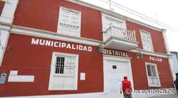 La Libertad: detectan perjuicio económico por S/ 13.000 en Municipalidad de Paiján - LaRepública.pe