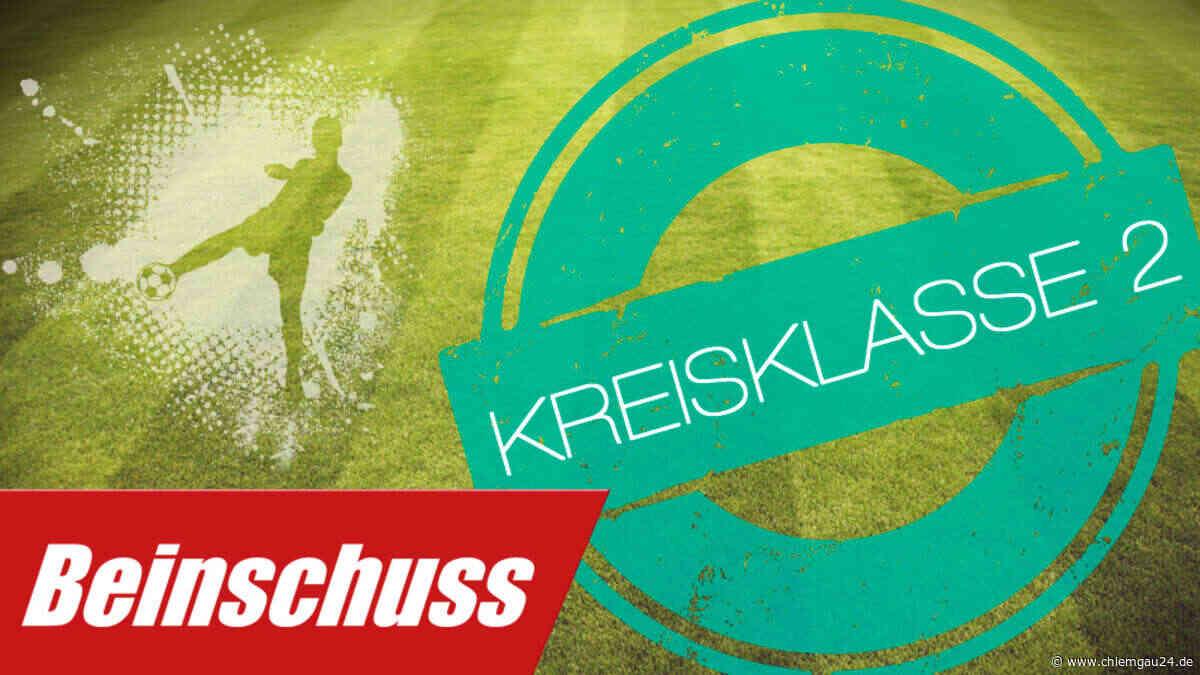 Kreisklasse 2: TSV Breitbrunn-Gstadt – SV Seeon-Seebruck (Freitag, 19:30 Uhr) - chiemgau24.de