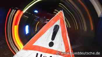 Autofahrer stirbt nach schwerem Unfall - Süddeutsche Zeitung