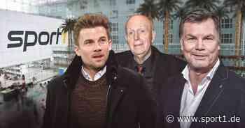 CHECK24 Doppelpass mit Daniel Baier, Reiner Calmund live im TV, Stream - SPORT1