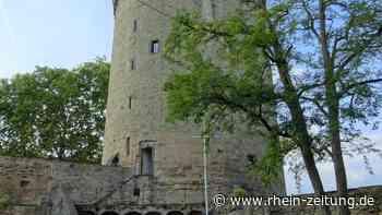 Runder Turm: Andernach will Fördermillionen - Andernach & Mayen - Rhein-Zeitung