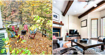 This House For Sale Has Stunning Views Of Fall Colours & Costs The Same As A Toronto Condo - Narcity Canada
