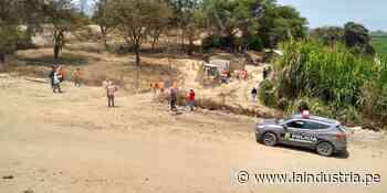 Chepén: desalojan a invasores del sitio arqueológico San José de Moro - laindustria.pe