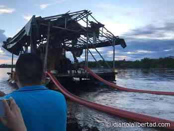 Judicializados exalcalde de Mitú, dos exfuncionarios y seis particulares por presunta participación en minería ilegal en el río Vaupés - Diario La Libertad
