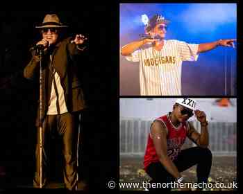 What it is like to be a Bruno Mars Tribute artist - The Northern Echo