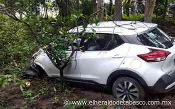 Despojan de su auto a médico de Tenosique - El Heraldo de Tabasco