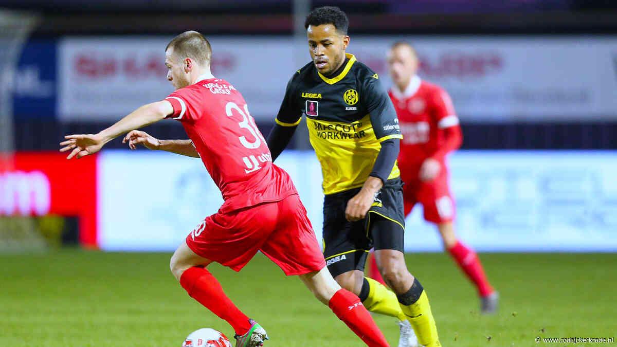 Pre-talk: Almere City FC - Roda JC Kerkrade
