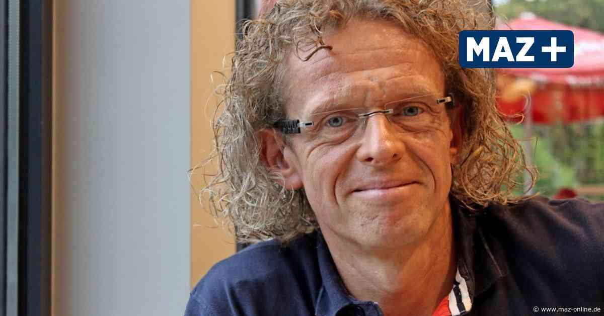 Marathon in Zeuthen: Robert Boyde-Wolke startet am Samstag ersten Zeuthen Marathon - Märkische Allgemeine Zeitung
