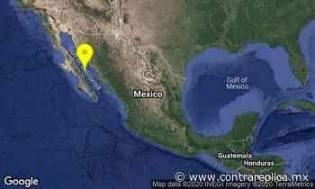 Sismo de 4.9 grados sacude Loreto, Baja California Sur - ContraRéplica