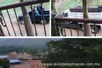 Inseguridad escala en Tepalcatepec, municipio que ha vivido bajo el miedo y zozobra por muchos años - La Voz de Michoacán