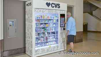 Next-gen vending machines gain traction in pandemic